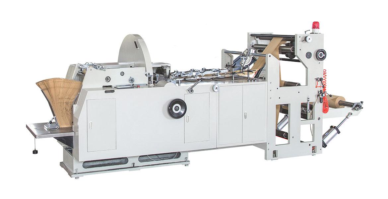 77189d0ed LMD-600 Máquina automática de fabricación de bolsas de papel para alimentos  de alta velocidad